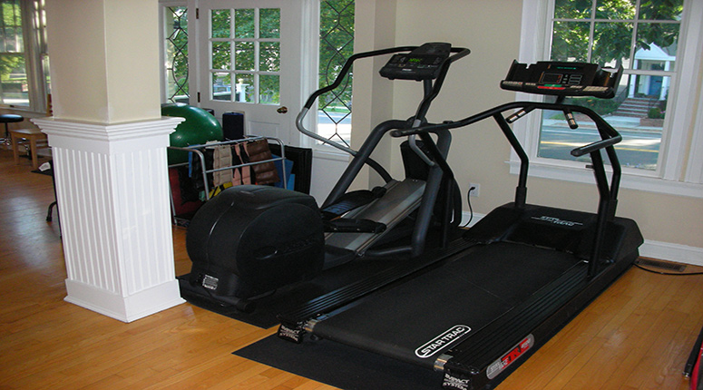 Huntington Prosports cardio equipment