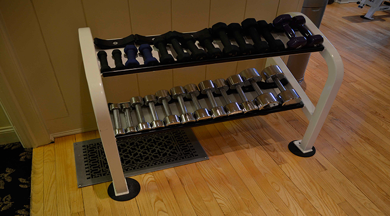 Prosports weight equipment